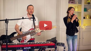 Black Or White - Michael Jackson - Live looping cover par Altalina